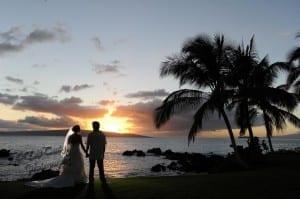 Gorgeous Sugarman Estate Sunset in Maui