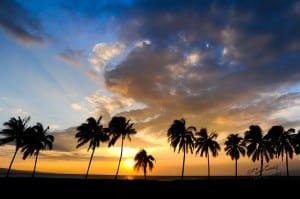 Kihei Maui Sunset