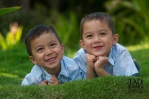 Really Cute kids laughing in Maui