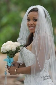 Jade is a Stunning Bride!