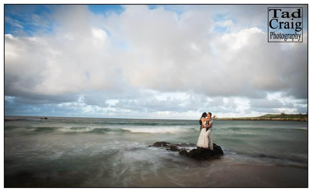 European Elopement on Maui