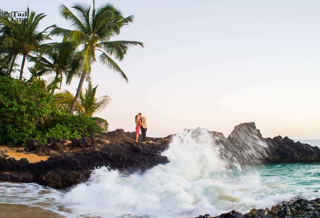 Maui Honeymoon Photographer, Honeymoon Landing Page, Tad Craig Photography, Tad Craig Photography