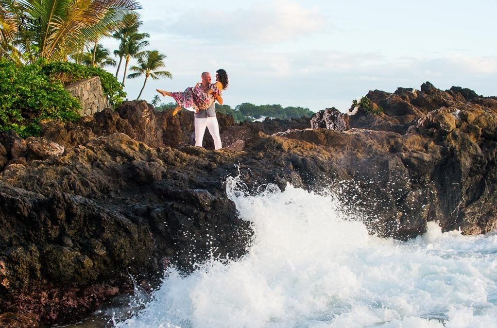 Top Secret Surprise Proposal on Maui