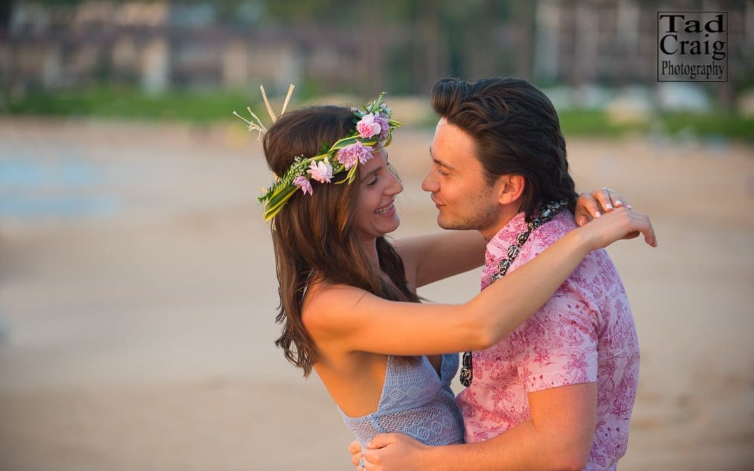 Engagement at the Four Seasons on Maui (2018)