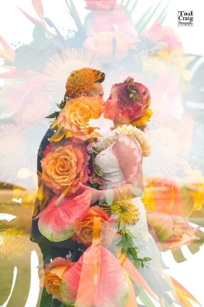 Flowers & Kisses