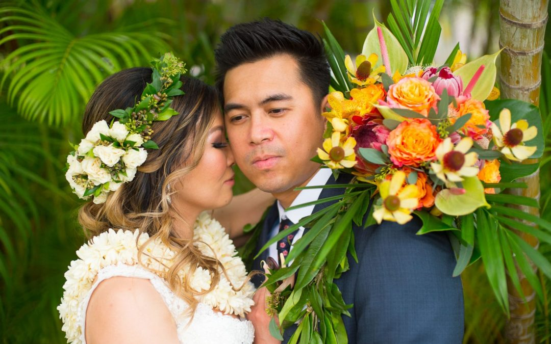 Flowers with Love on Maui 2018 (Popular wedding flowers)