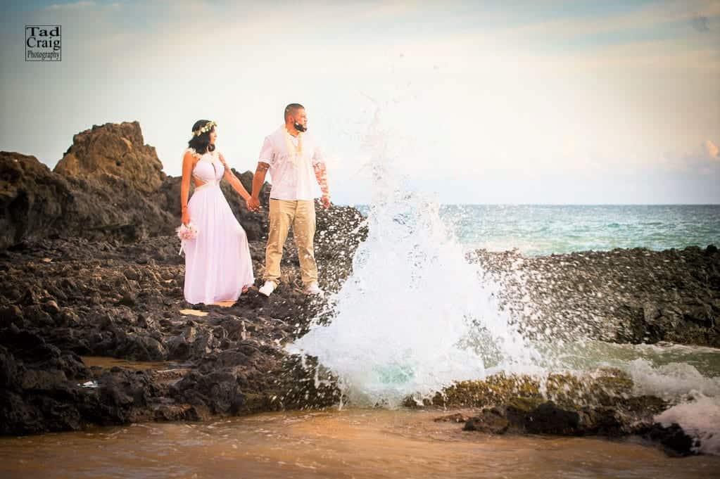 diamonds rings & wedding shoes maui wedding photography