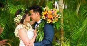 Hawaiian Wedding Portfolio also showing the beauty of Favorite weddings in Hawaii and above all getting you excited for your gorgeous Hawaiian Wedding