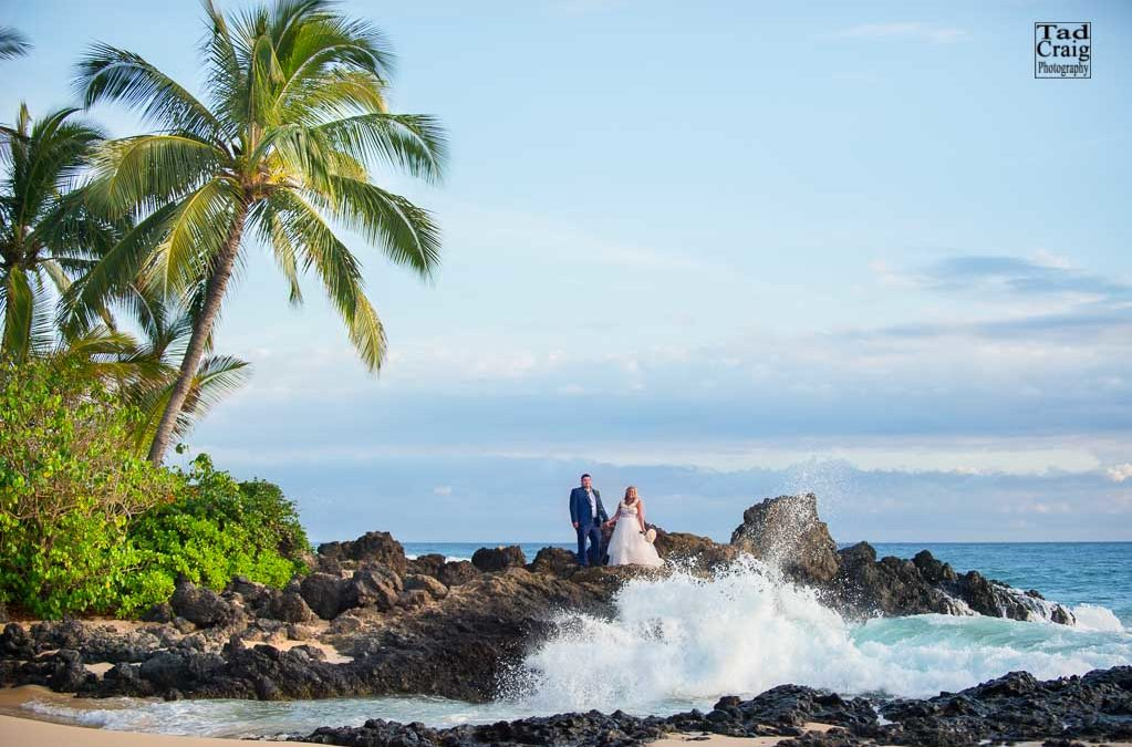 YES, you should ELOPE to Maui for your wedding!