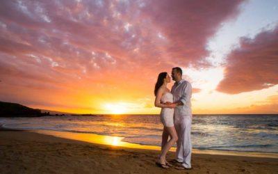 Extraordinary Maui Honeymoon Session