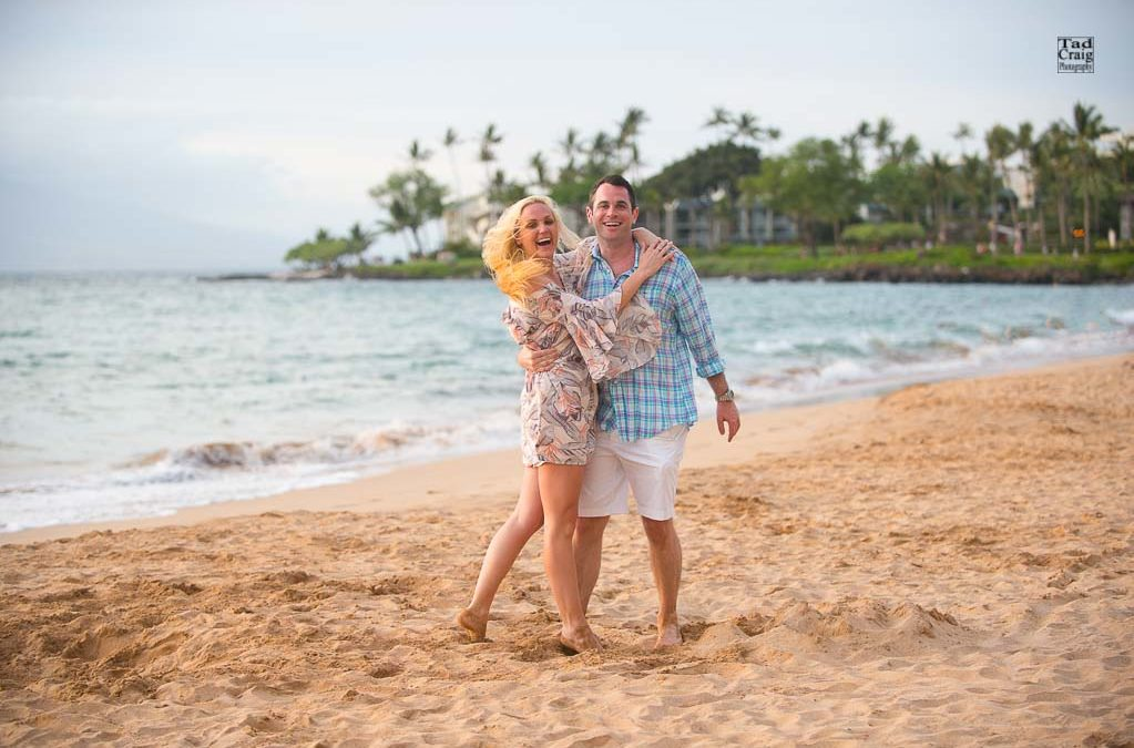 Total Surprise Maui Engagement